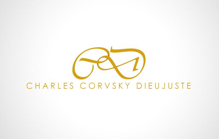 Charles Corvsky Dieujuste logo